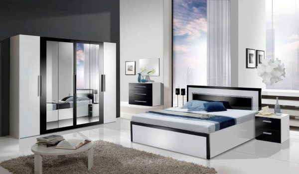 CHAMBRE MODERNE - IDEAL MOBILI